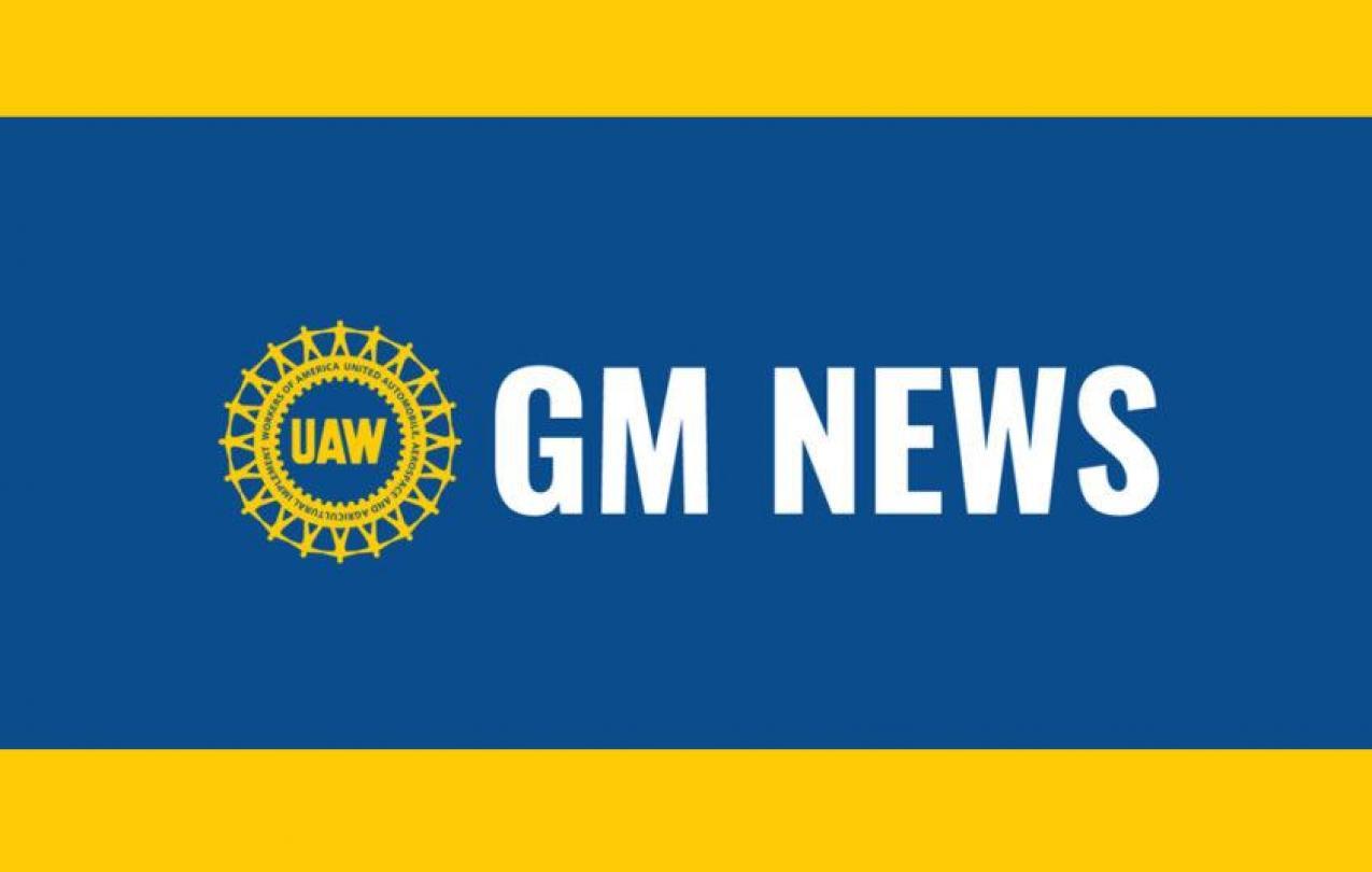 UAW GM News