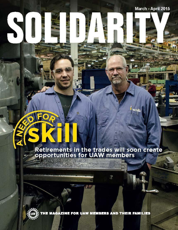 Solidarity Magazine