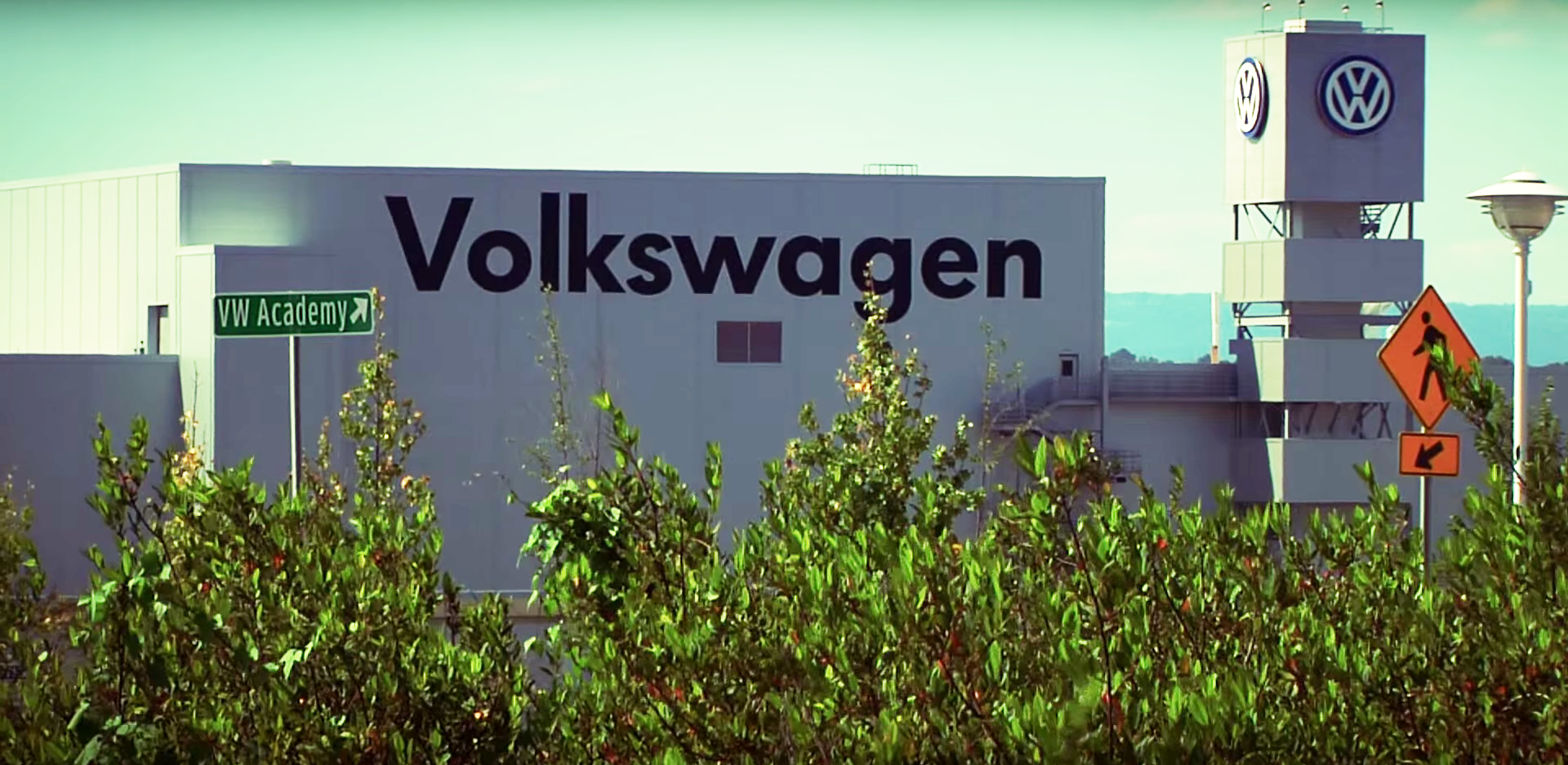 Volkswagen Plant in Chattanooga, TN