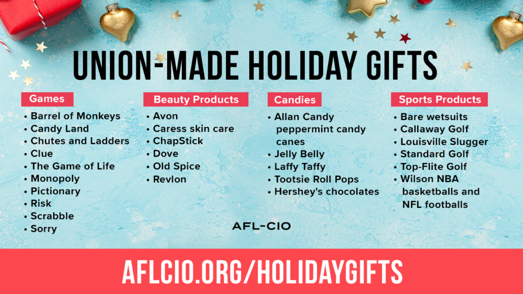 AFL-CIO Buy Union